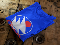 San Diego Clippers Royal Blue Unisex T-Shirt