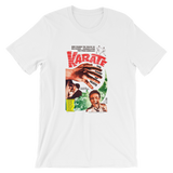 Karate Hand of Death White T-Shirt