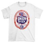 Union Beer White Unisex T-Shirt