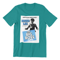 The Big Boss Movie Poster | Black Unisex T-Shirt