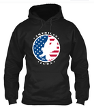 American Icon Brand Hooded Sweatshirt
