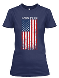 Short sleeve women's Original Born Free t-shirt