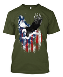 Men's Soaring American Eagle Shirt