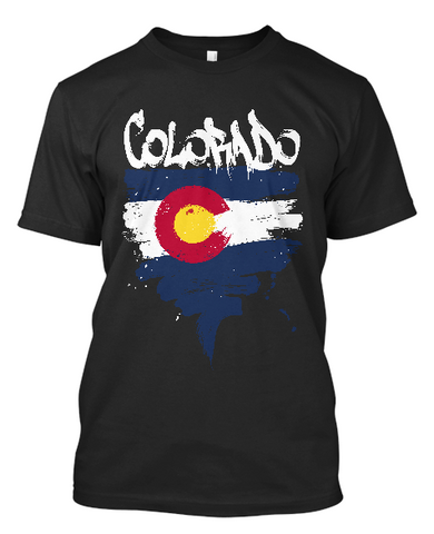 Short-Sleeve Colorado New School T-Shirt