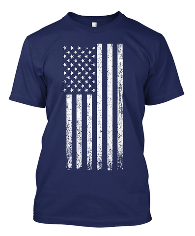 Old Glory Flag Shirt