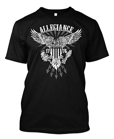 Men's Allegiance T-Shirt (100% Made In USA)