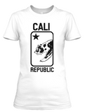 Women's short sleeve Cali Republic t-shirt