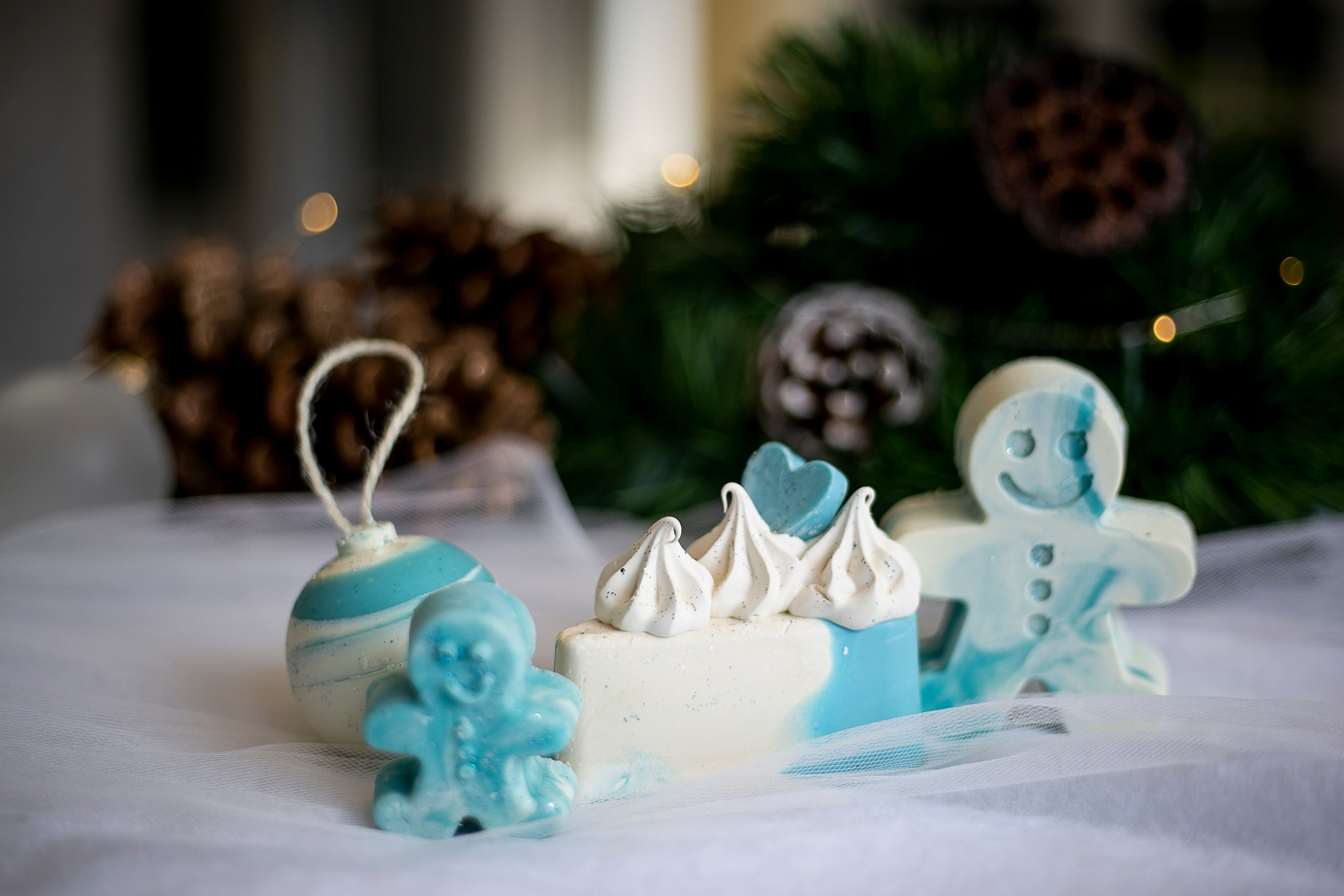 Peppermint Vanilla Gift Set - Mother Mary Soap Company