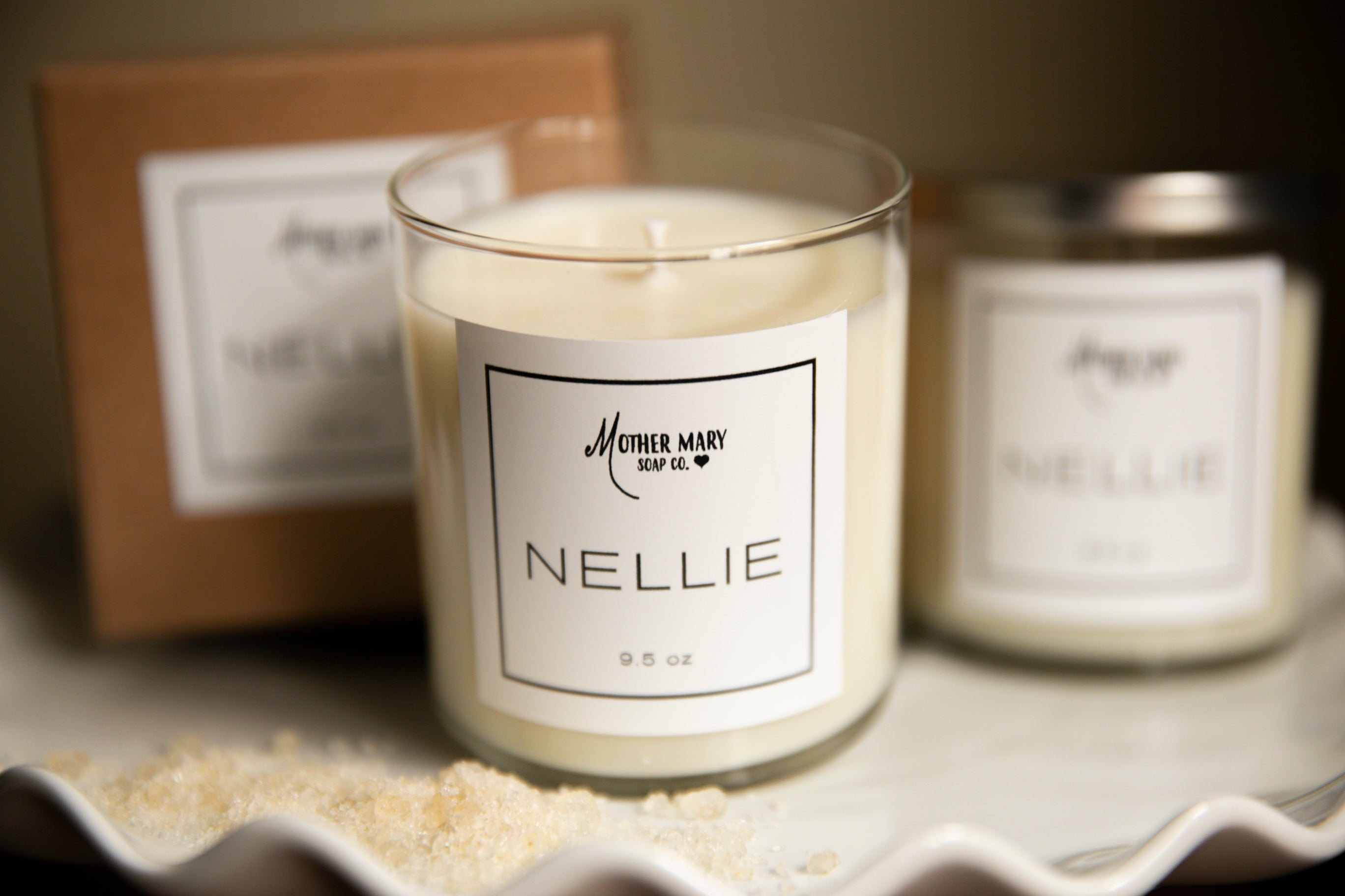 Nellie Candle