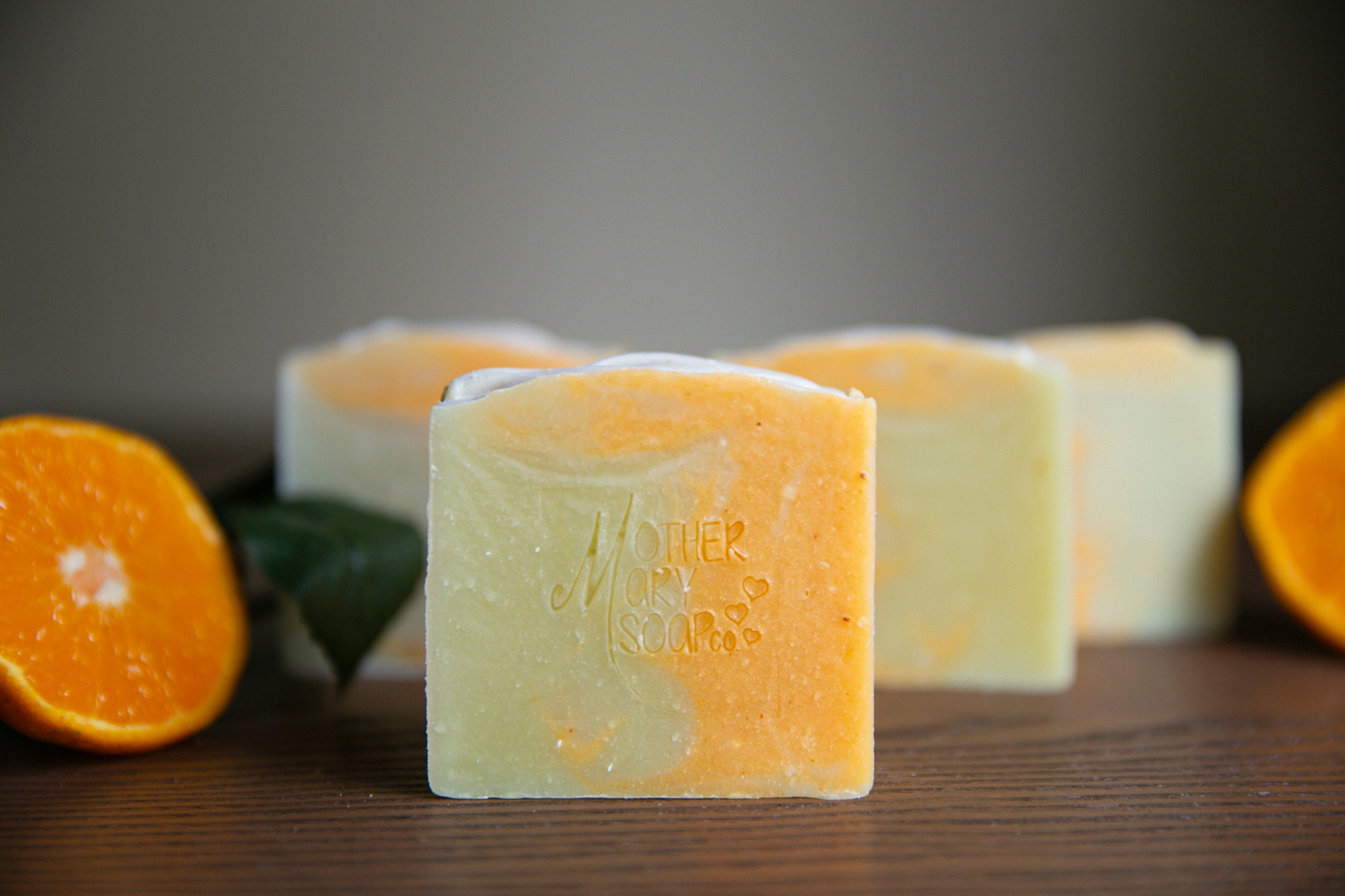 Tangerine Dream Soap