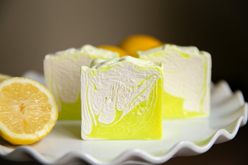 Lemon Zest Soap