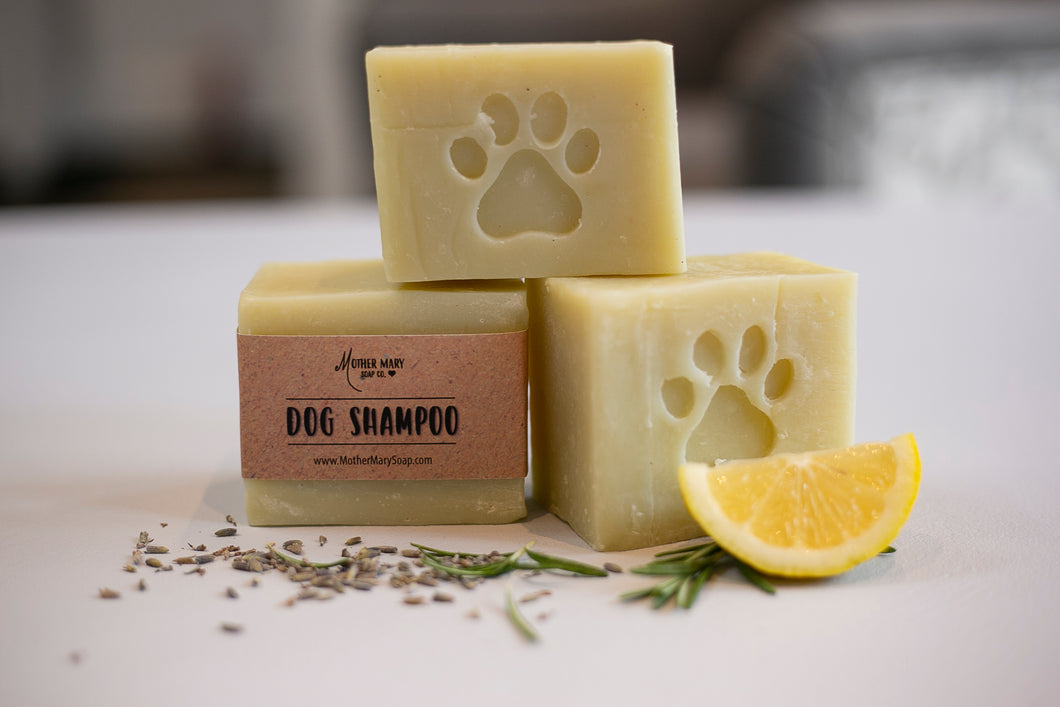 Dog Shampoo - Mother Mary Soap Company