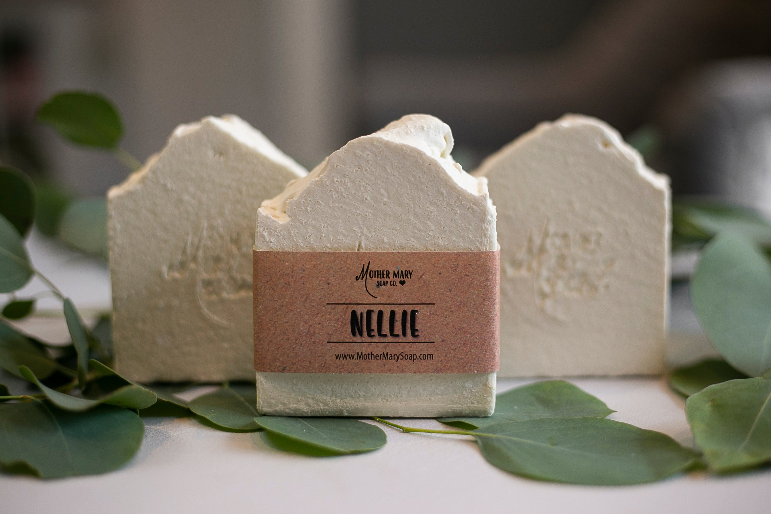 Nellie Soap - Mother Mary Soap Company