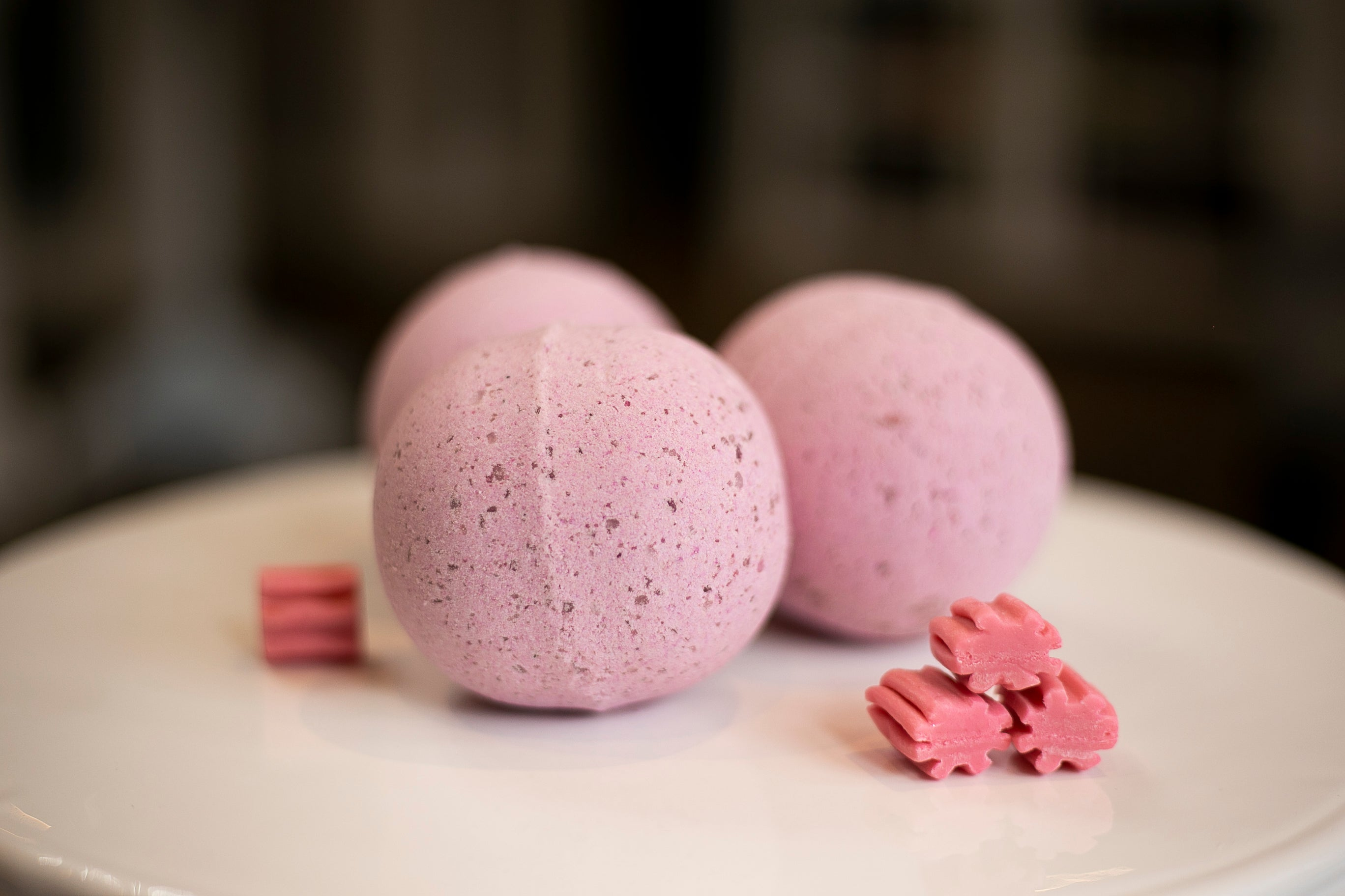 Bubble Gum Bath Bomb - Mother Mary Soap Company