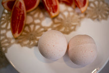 Pink Grapefruit Bathbombs - Mother Mary Soap Company