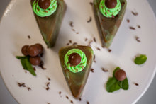Chocolate Mint Cake Soap - Mother Mary Soap Company