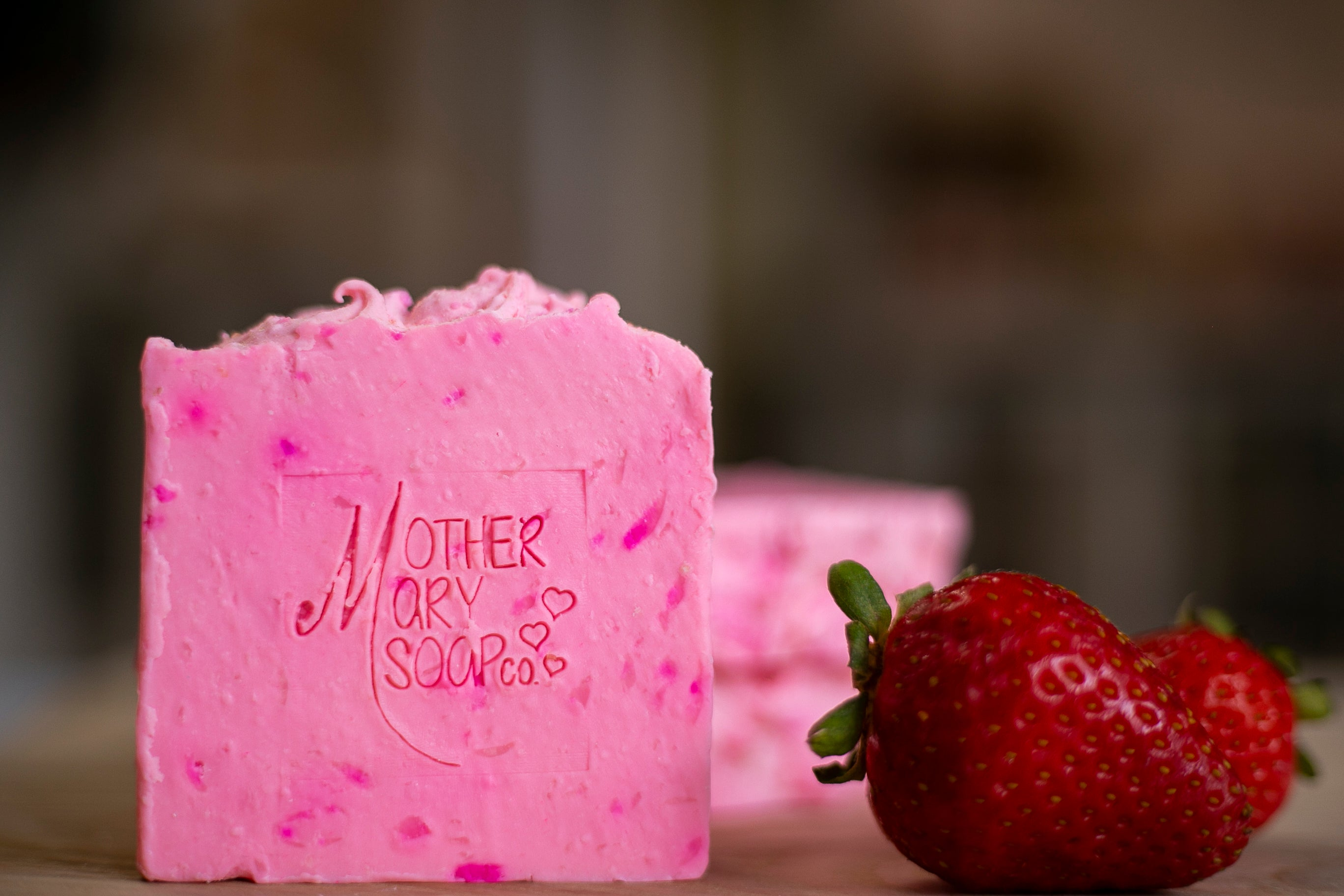 Very Berry Soap - Mother Mary Soap Company