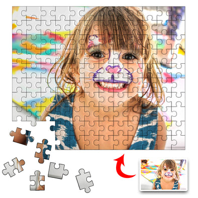 300 Piece Custom Picture Puzzles Jigsaw from Photos for Adults Teen Kid, Personalized Puzzle