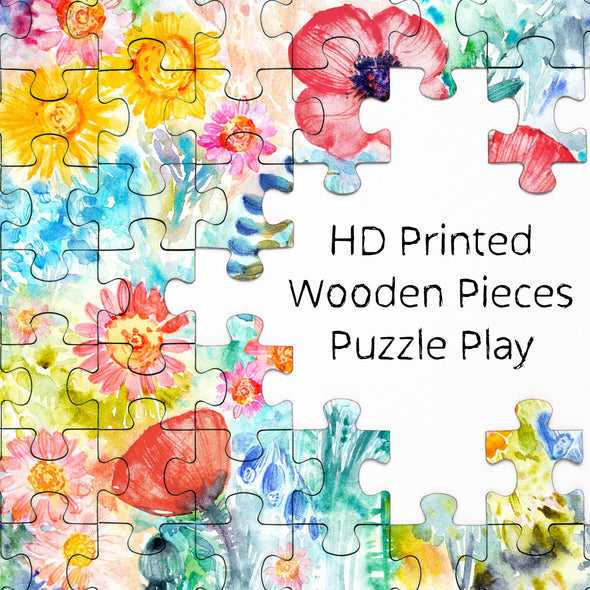 1000 Pieces Make Your Own Puzzle from Photos Personalized Picture Puzzle for Adults Kids