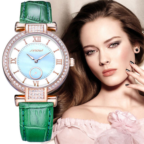 SINOBI Fashion Ladies Wrist Watch