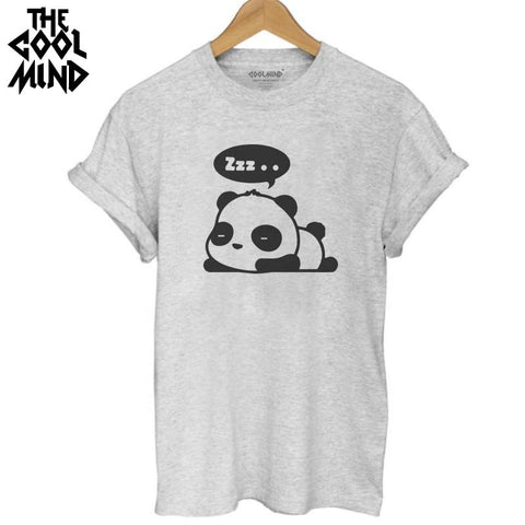 Top quality Cotton Fashion panda print