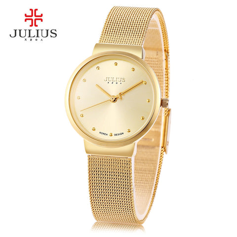 Julius Relogio Feminino Clock Women Watch