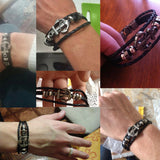 Vintage Anchor Bracelet for Men