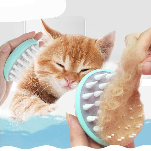 Comfortable Pet Brush Grooming Dog Puppy Cat
