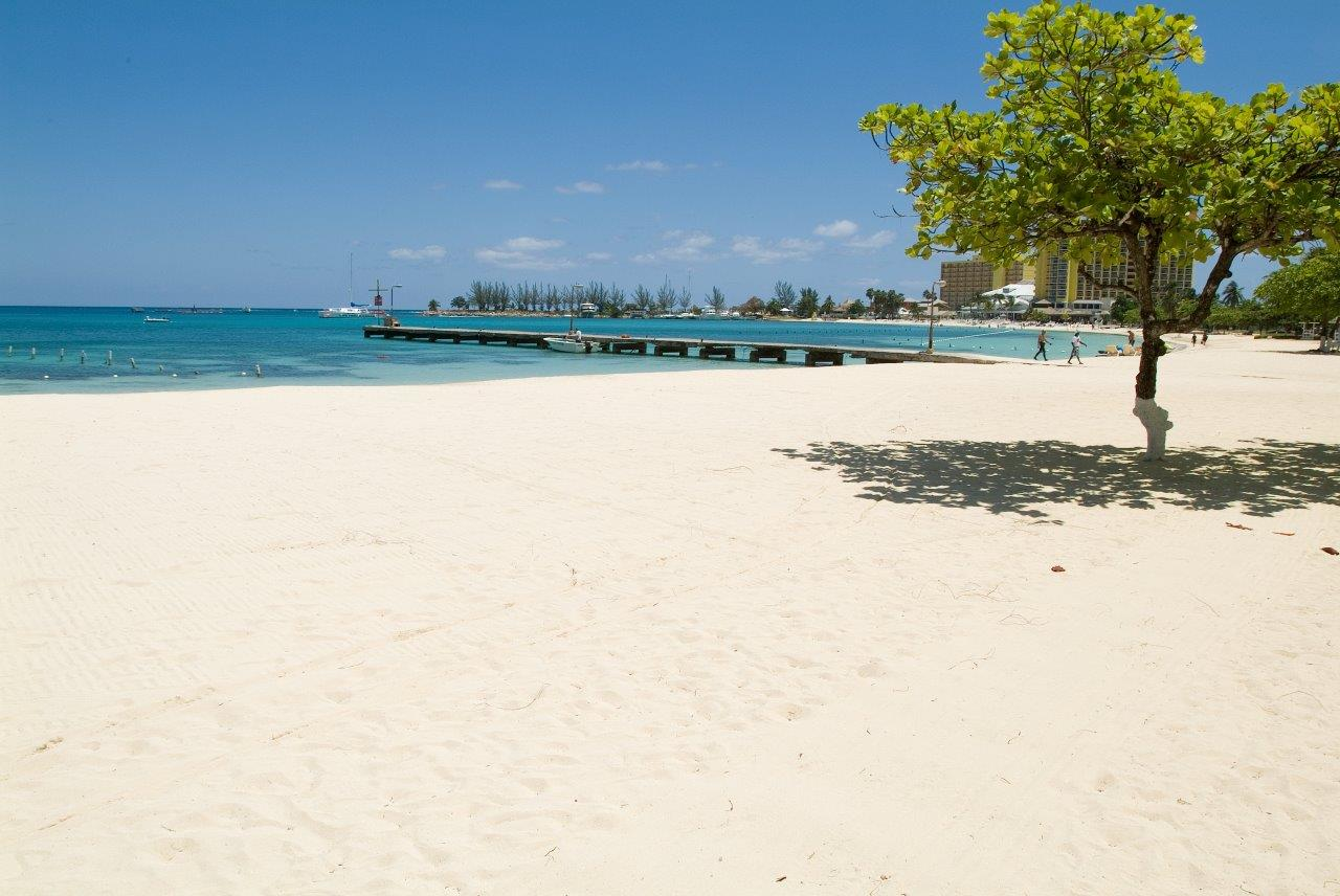 The Best Beaches of Jamaica: Ocho Rios Bay Beach, St. Ann