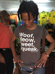 Jamaica T-Shirt - 'JA Land We Love' (Female)