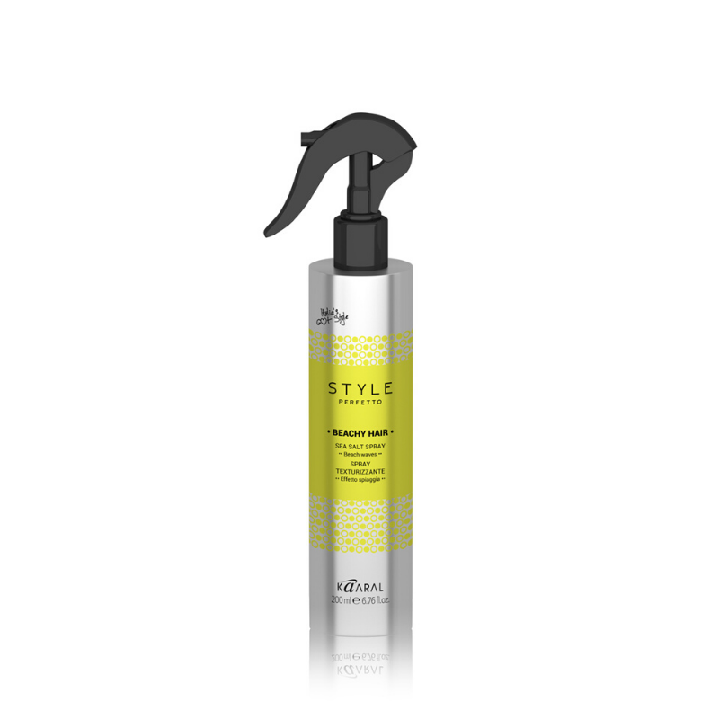 Beachy Hair. Sea Salt Spray 200ml Style Perfetto