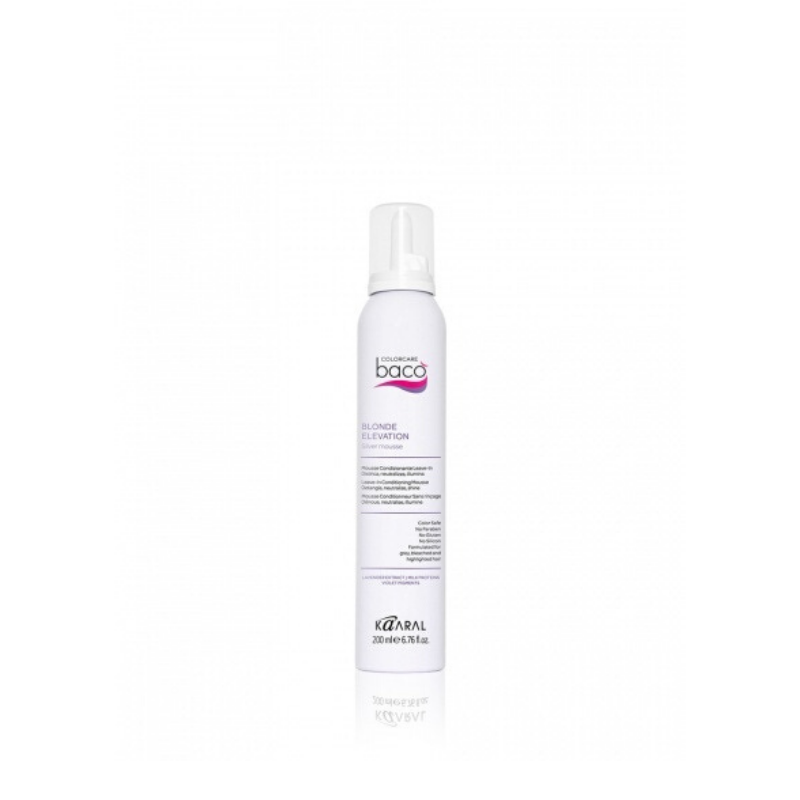 Blonde Elevation Silver Mousse 200ml