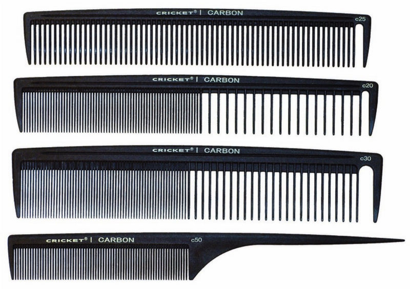Cricket Carbon Comb  4pcs