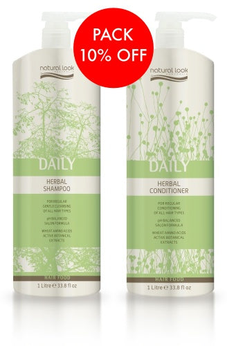 Daily Shampoo & Conditioner Packs