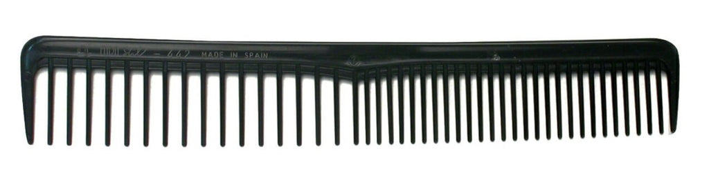 EuroStil Wide Tooth Dressing Comb #442 180 mm