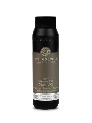 EverEscents Organic Fragrance Free Shampoo