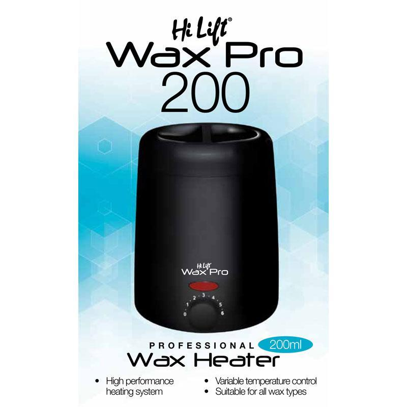 Hi Lift Wax Pro Pot 200ml