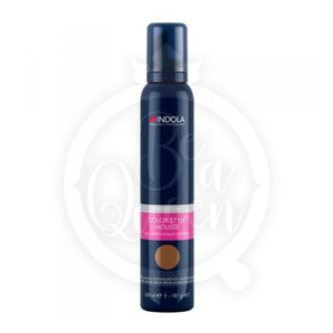 Indola Colour Mousse. Medium Brown. 200 ml