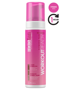 Workout Ready Tan Foam  200 ml