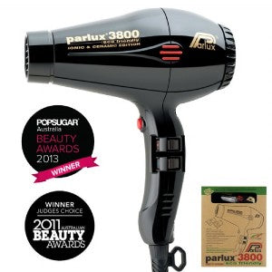 Parlux 3800 Ceramic & Ionic Dryer 2100W
