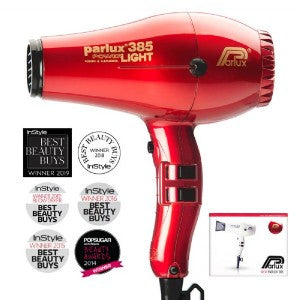 Parlux 385 Powerlight Ceramic & Ionic Dryer 2150W
