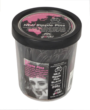 Ripple Pin Black 3in 250g