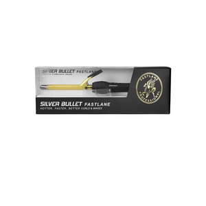 Silver Bullet Fastlane Curl Iron Gold 16mm