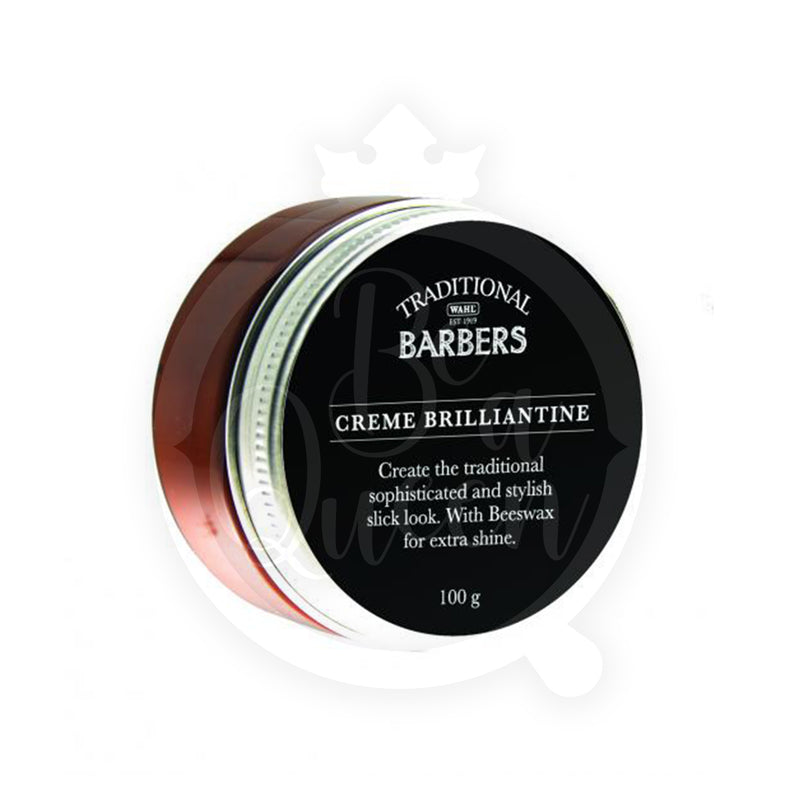 Cream Brilliantine Traditional Barber's Wahl 100 g
