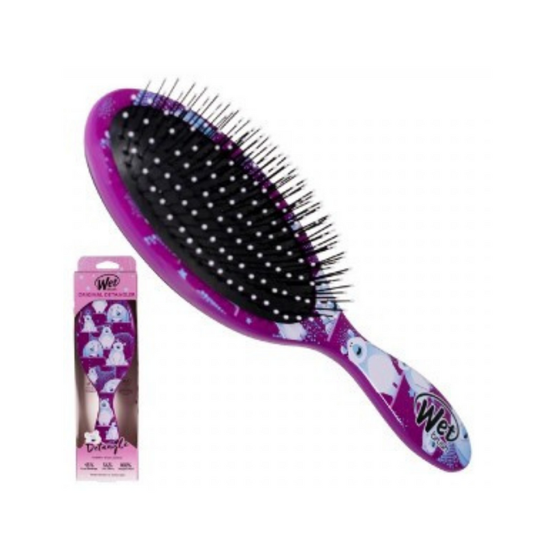 The Wet Brush | Arctic Bears Detangling Hair Brush Polar Pals
