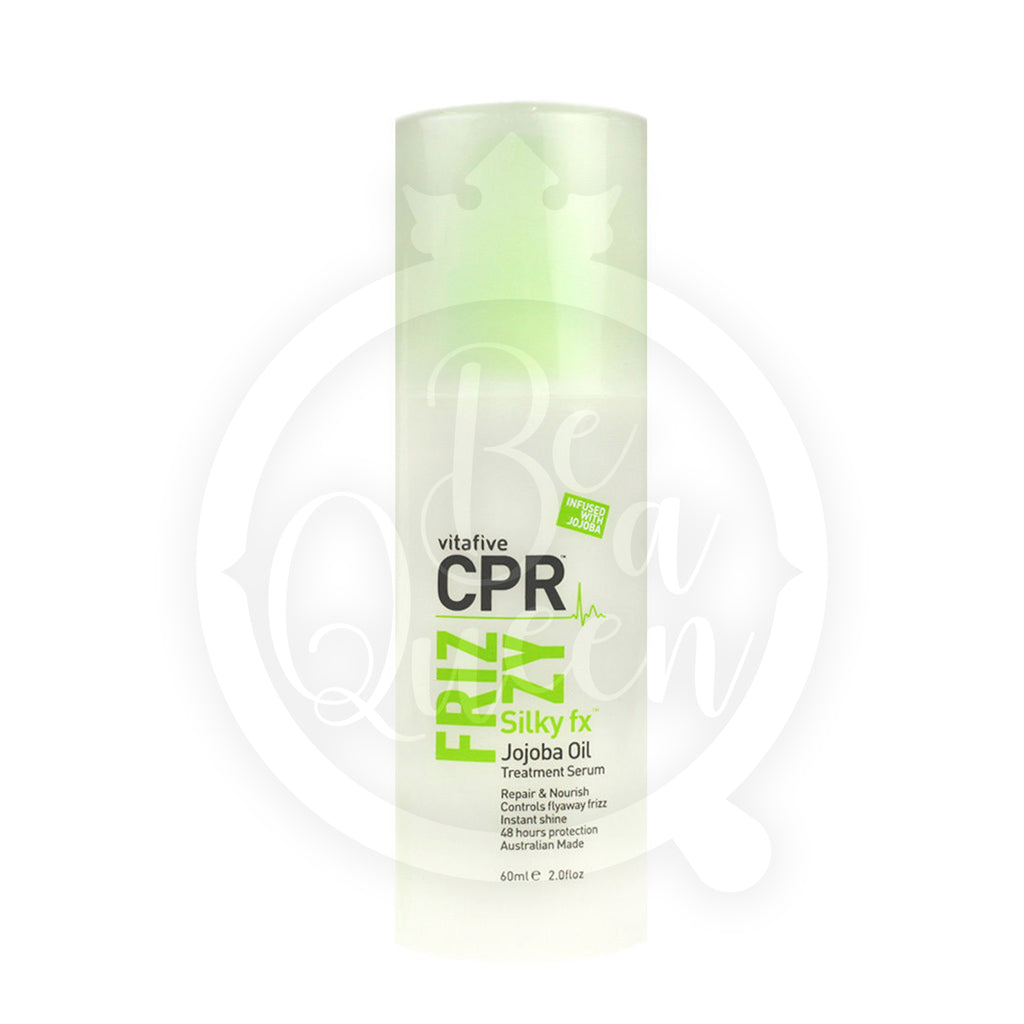 Frizzy Silky Serum. Vitafive CPR 60 ml