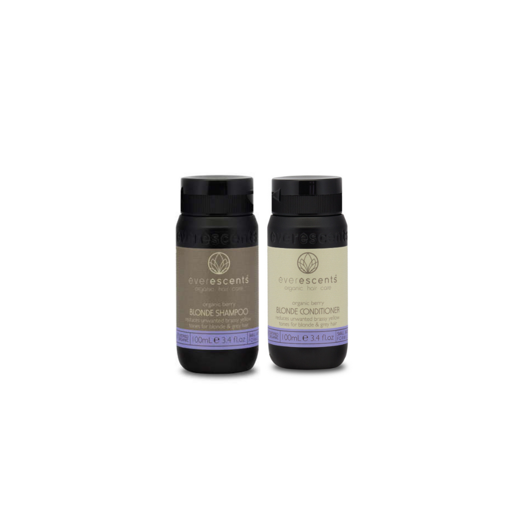 EverEscents Berry Blonde Shampoo & Conditioner Pack