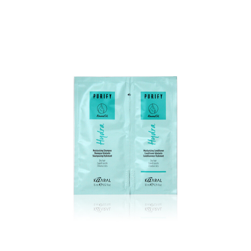 Purify Hydra Shampoo & Conditioner Sachets