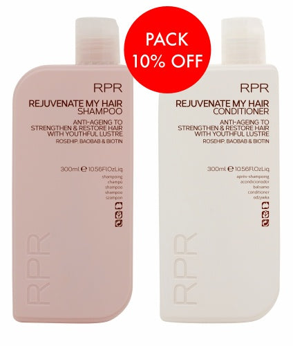 Rejuvenate My Hair Shampoo & Conditioner RPR