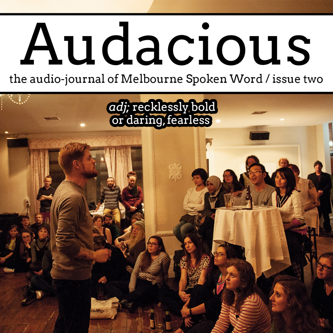 Audacious Issue Two (Digital)